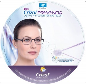 Crizal Prevencia - protection for your eyes