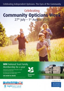 Community Opticians Week 2015