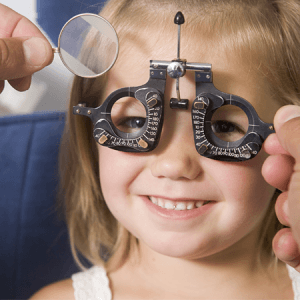 Childrens eye tests in Enfield