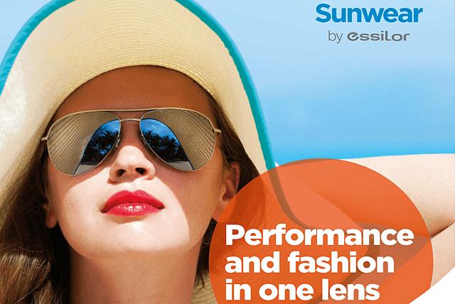 Prescription sunglasses for women