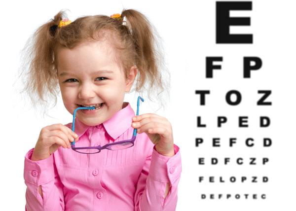 Kids Eye Tests Enfield