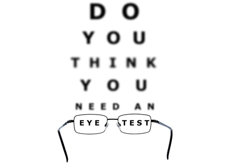 Book an eye test in Enfield