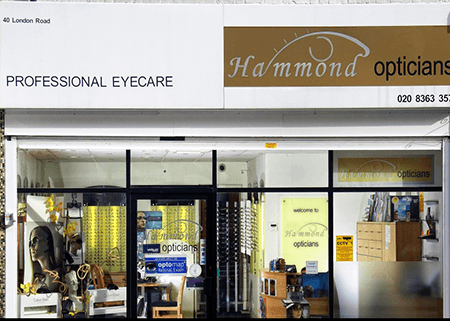 Hammond Opticians Enfield