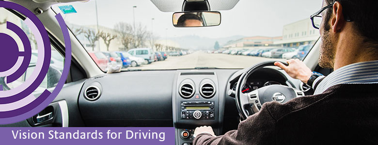 Vision Standards for Driving
