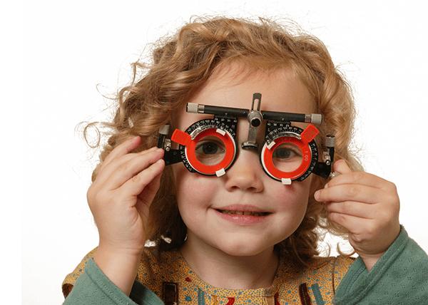 Childrens Eye Tests Enfield