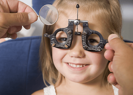 Childrens Eye Tests