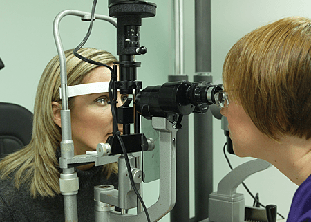 Eye tests Enfield Town