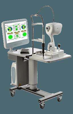 OCT 3D Retinal Scanning Technology