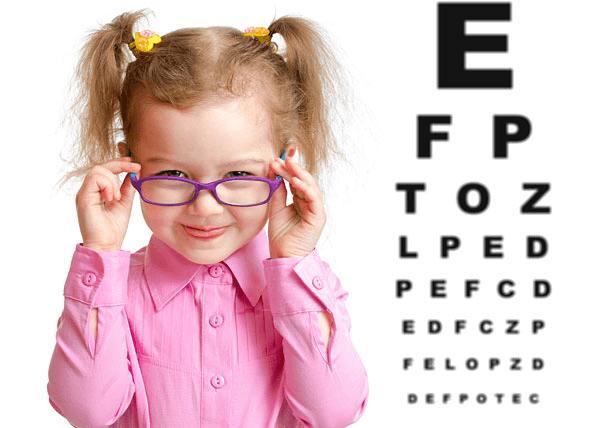 Kids Eye Tests