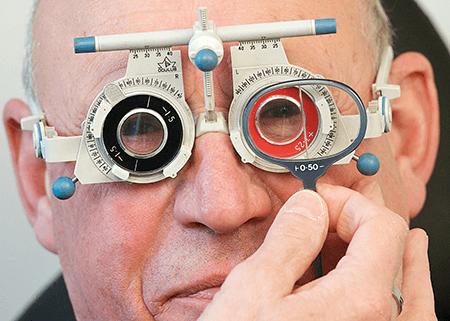 Eye Examinations Enfield