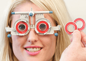 Eye Care and Eye Examinations