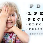 Kids eye tests