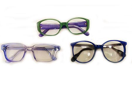 Custom frames and lenses