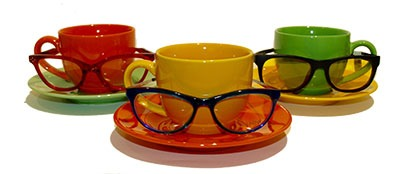 Hammond Opticians Cups