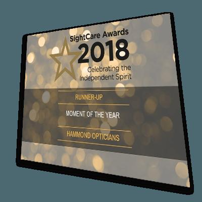 Sight Care Awarded opticians