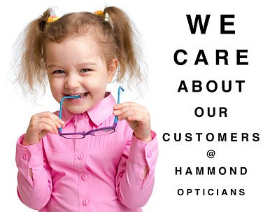 Customer Reviews - Hammond Opticians in Enfield