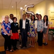 Celebrating 15 years at Hammond Opticians