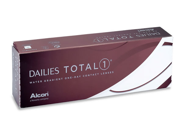 Dailies Total One Day Contact Lenses