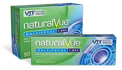 NaturalVue Contact Lenses