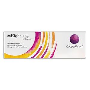 MiSight Myopia Management Contact Lenses