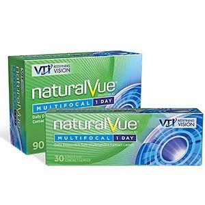 NaturalVue Myopia Management Contact Lenses