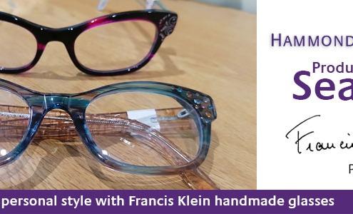 Francis Klein Rocker Glasses